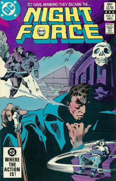 Night Force Vol 1 5