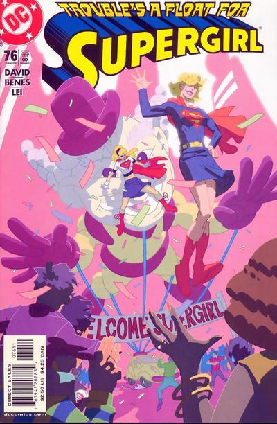 Supergirl Vol 4 76