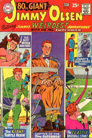Superman's Pal, Jimmy Olsen Vol 1 104.jpg