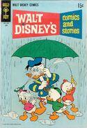Walt Disney's Comics and Stories Vol 1 345