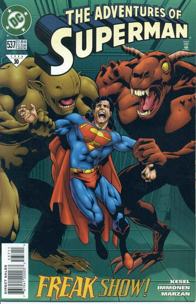 Adventures of Superman Vol 1 537