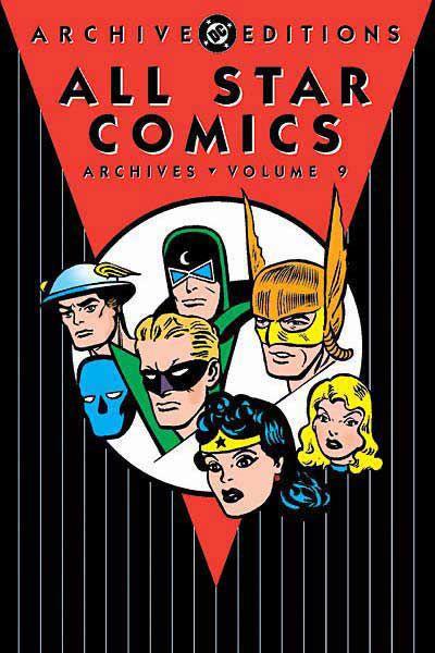 All-Star Comics Archives Vol 1 9