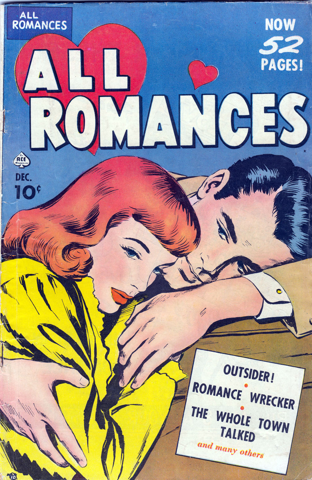 All Romances Vol 1 3