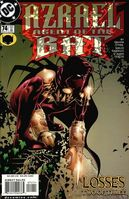 Azrael Agent of the Bat Vol 1 74