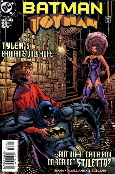 Batman: Toyman Vol 1 3