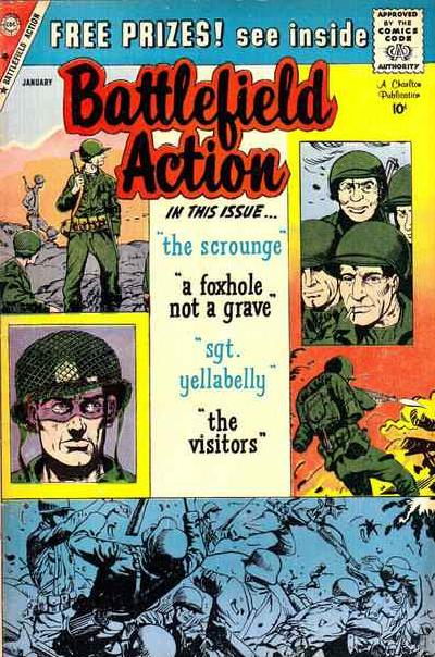 Battlefield Action Vol 1 28