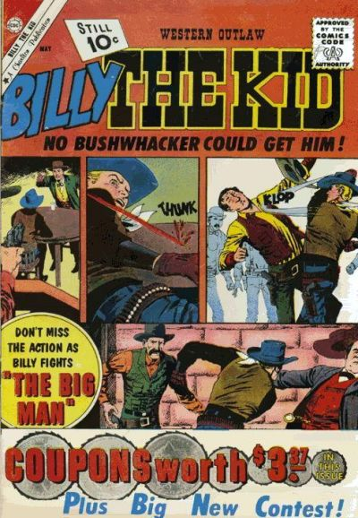 Billy the Kid Vol 1 28