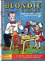 Blondie Comics Vol 1 7