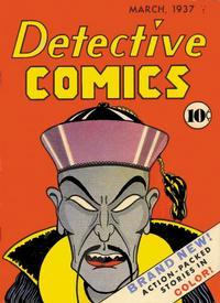 Detective Comics Vol 1
