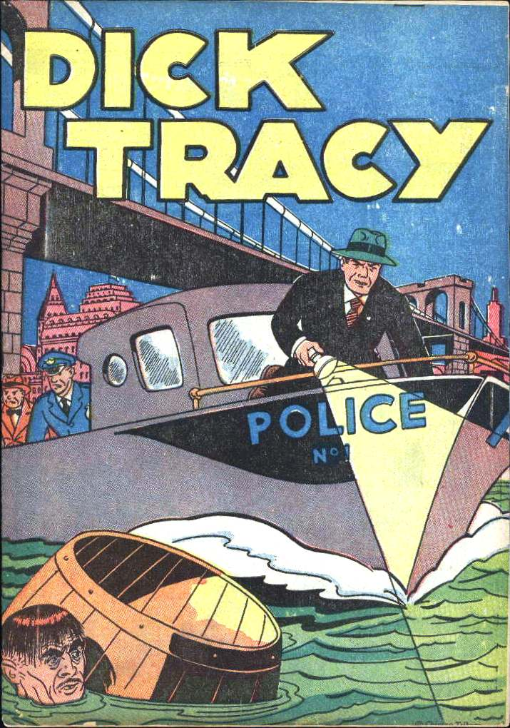 Dick Tracy (Popped Wheat Giveaway) Vol 1 1