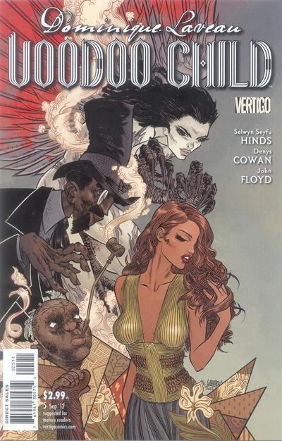 Dominique Laveau: Voodoo Child Vol 1 5