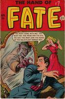 Hand of Fate (1951) Vol 1 17