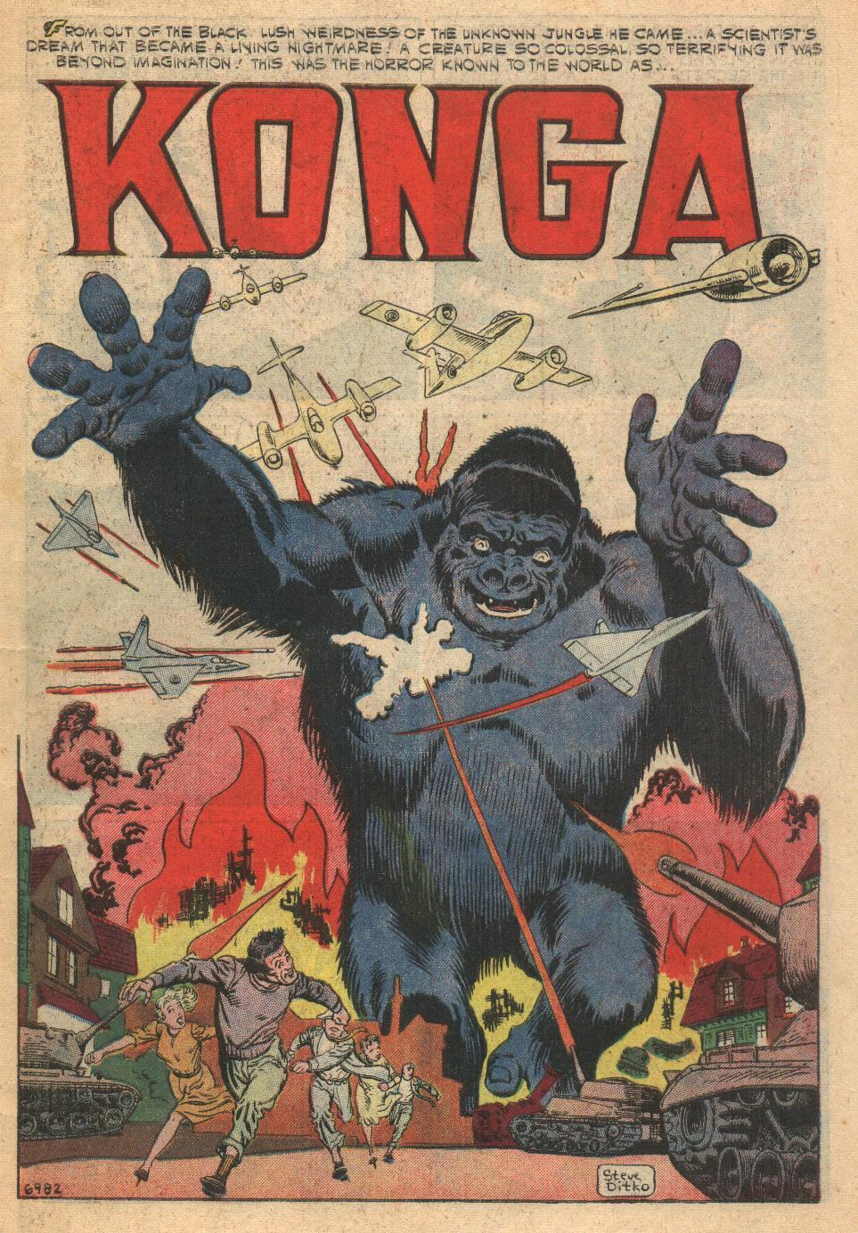 Konga Vol 1 1