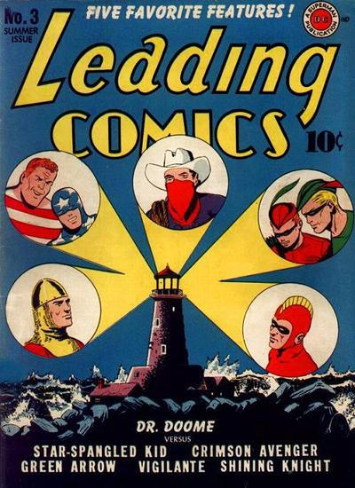 Leading Comics Vol 1 3