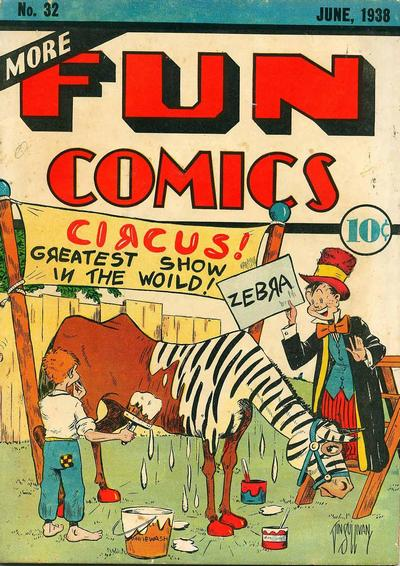 More Fun Comics Vol 1 32