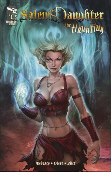 Salem's Daughter The Haunting Vol 1