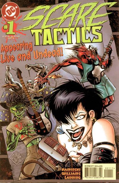 Scare Tactics Vol 1