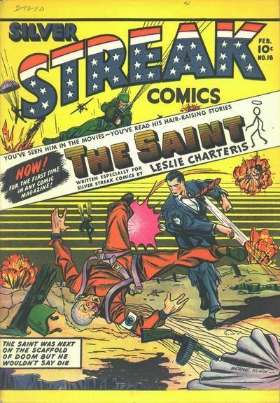 Silver Streak Comics Vol 1 18