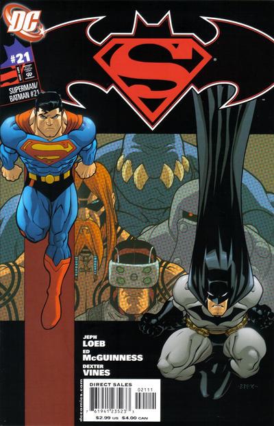 Superman/Batman Vol 1 21