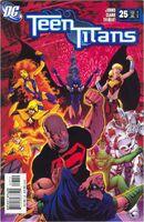 Teen Titans Vol 3 25
