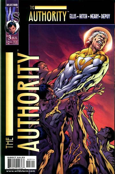 The Authority Vol 1 3