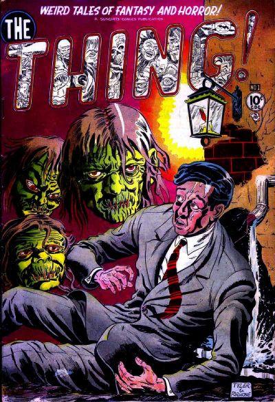 The Thing! Vol 1