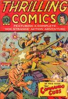 Thrilling Comics Vol 1 37
