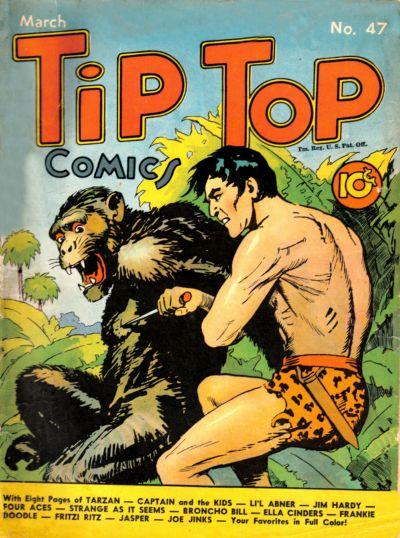 Tip Top Comics Vol 1 47