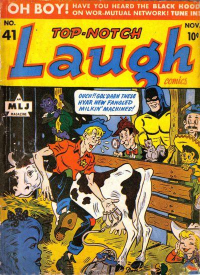 Top-Notch Laugh Comics Vol 1 41