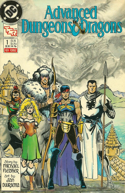 Advanced Dungeons and Dragons Vol 1 1