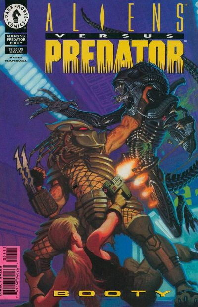 Aliens vs. Predator: Booty Vol 1 1