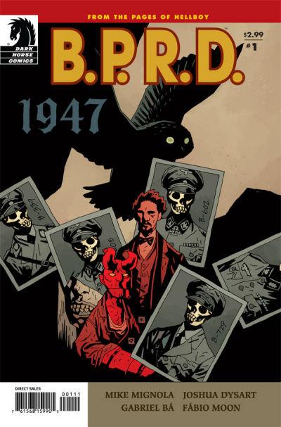 B.P.R.D.: 1947 Vol 1 1