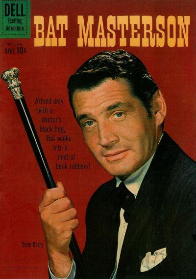 Bat Masterson Vol 1 5