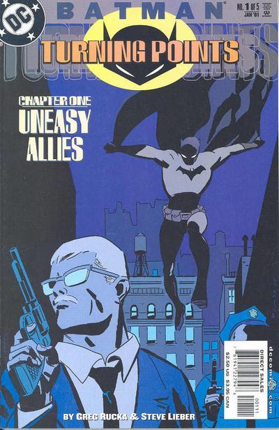 Batman: Turning Points Vol 1 1