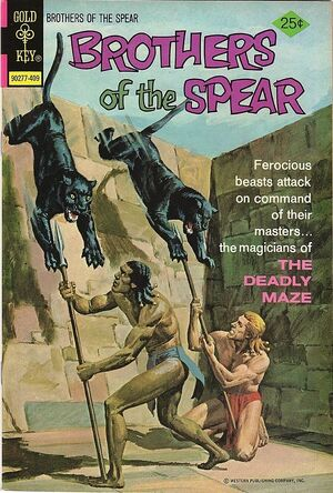 Brothers of the Spear Vol 1 10.JPG