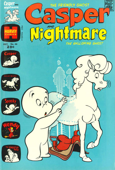 Casper and Nightmare Vol 1 44