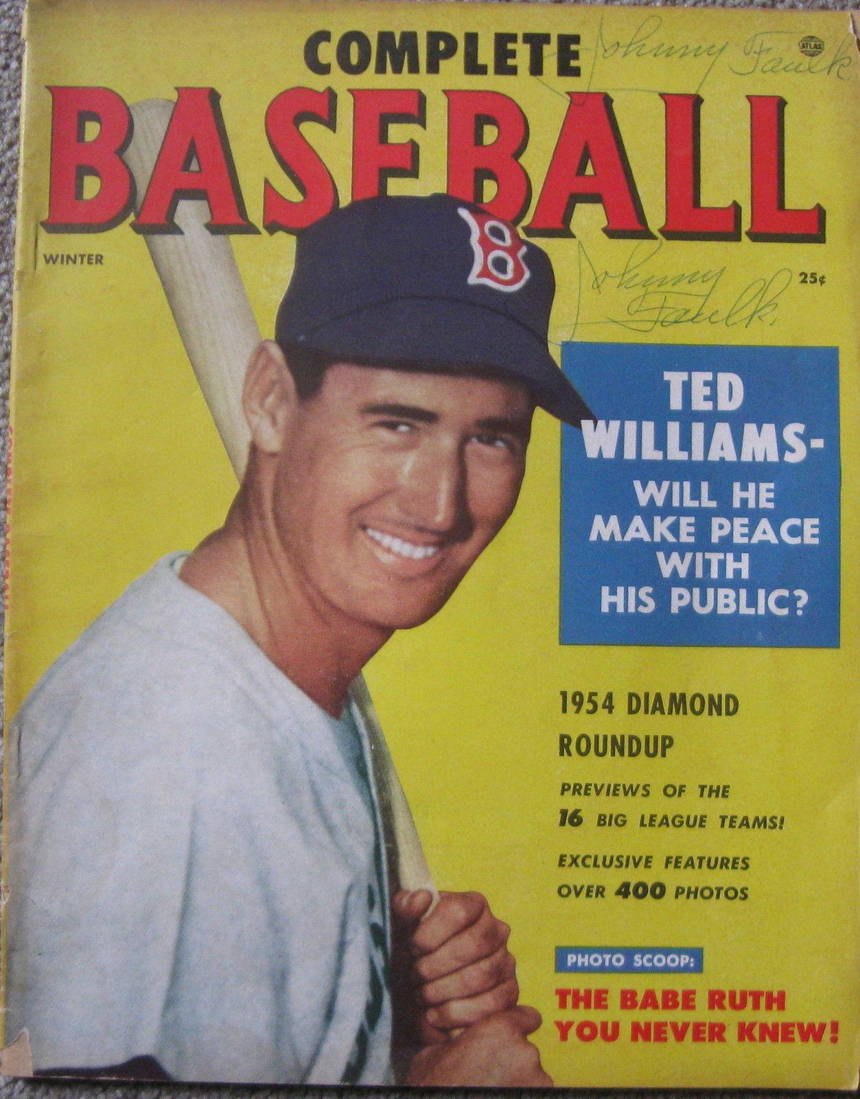 Complete Baseball Vol VI 1