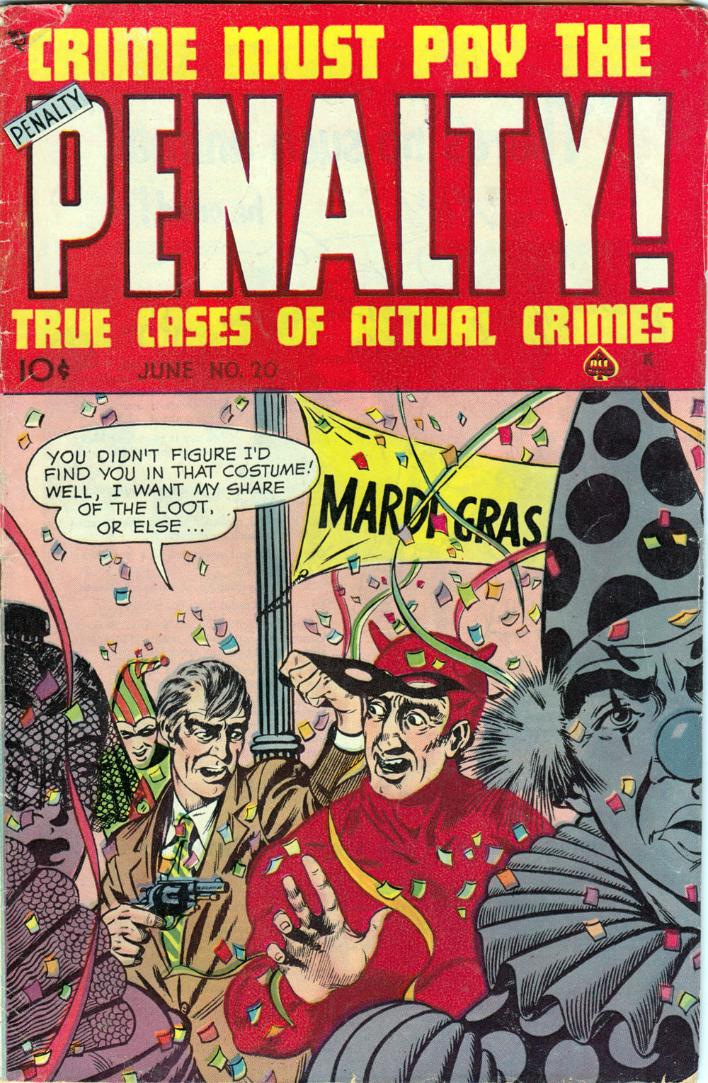 Crime Must Pay the Penalty Vol 2 20