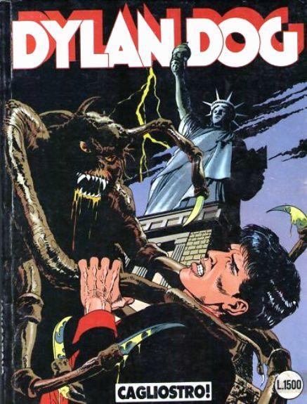 Dylan Dog Vol 1 18