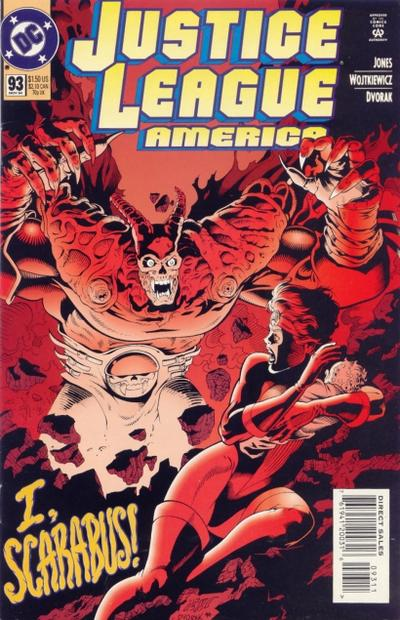 Justice League America Vol 1 93