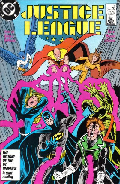 Justice League Vol 1 2