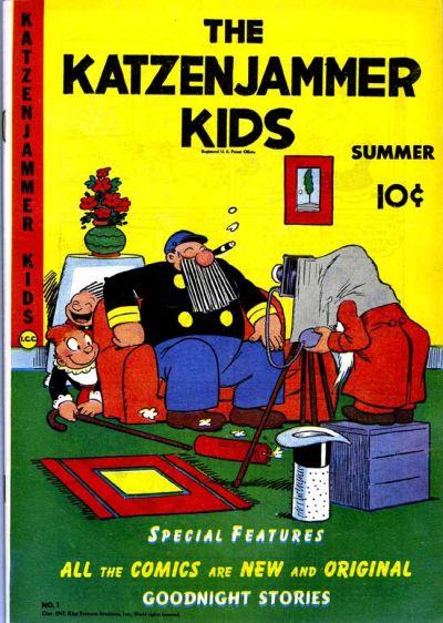 Katzenjammer Kids Vol 1 1
