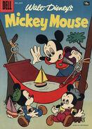 Mickey Mouse Vol 1 55-B