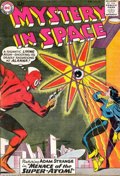 Mystery in Space Vol 1 56