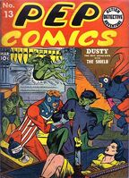 Pep Comics Vol 1 13