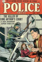 Police Comics Vol 1 125