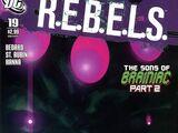 R.E.B.E.L.S. Vol 2 19