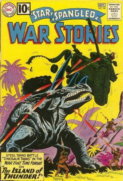 Star-Spangled War Stories Vol 1 98