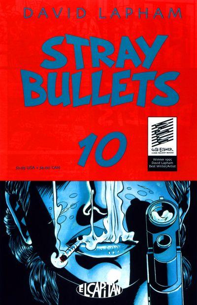 Stray Bullets Vol 1 10