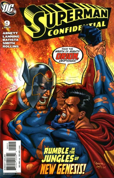 Superman Confidential Vol 1 9